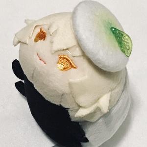 大根ベレー帽(普通もち用、こもち用)