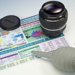 カメラ好きな人のためのレンズクリーナークロス