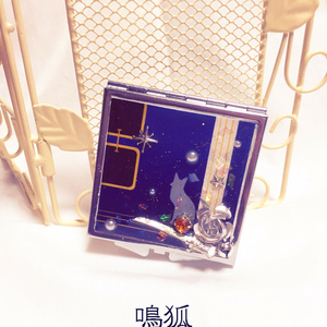 刀剣男士イメージコンパクトミラー