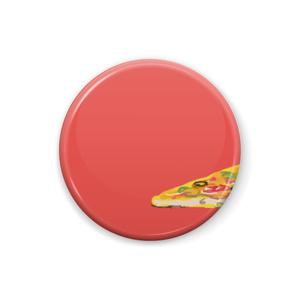 〈ピザ〉 兄に読むモノガタリ。15話缶バッジ