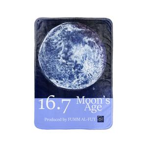 """Moon's Age 16.7 """"立待月"""" ブランケット"""