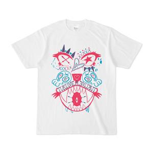 自己顕示欲Tシャツ