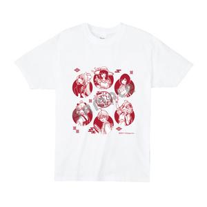 にじさんぽTシャツ