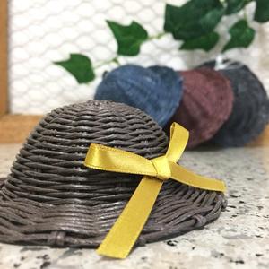 ぬい 服 麦わら帽子