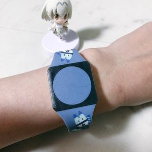 ラッキービースト最終回風腕時計
