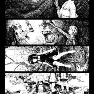 ペン画~ナポ~リタンペン画集1~
