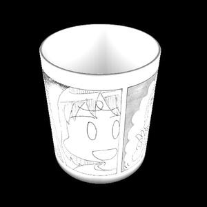 マッチョマンズマグカップ
