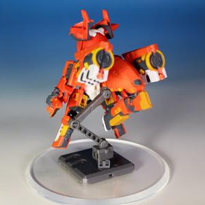 DTAシルフィー用 朱雀型自律武装「イカズチ」