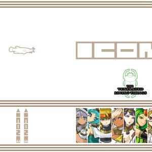 ICONE2-古代エジプト女神解説本(様々な生物編)