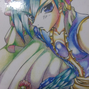聖剣伝説LOM 自作ラミカ二枚セット