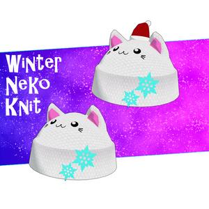 【VRC100円】Winter Neko Knit