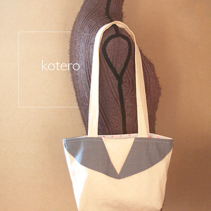 【送料込】オリジナル/セーラー襟のバッグ