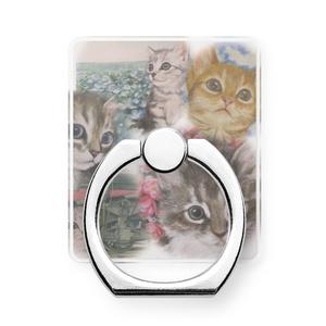 「Memories of the cats」スマホリング