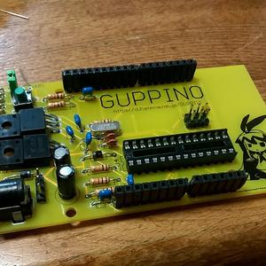 GUPPINO 全部入りセット白