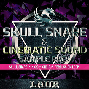 Laur Skull Snare & Cinematic Sound Sample Pack