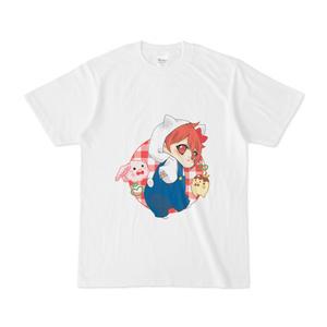 ネコパーカー(Tシャツ)
