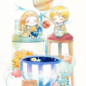 Star crumb -イラスト本-