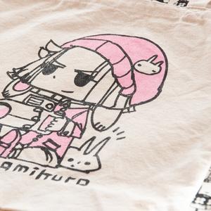 トートバッグ(ニコちゃん)