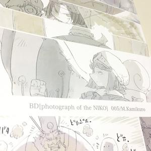 【BD・漫画】ニコの旅Ⅴ【デザフェス49】