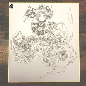 原画(色紙 大)