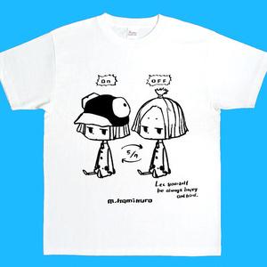 松村上久郎公式 ペンギンTシャツ