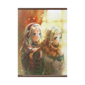 IA&ONE(ARIA姉妹)A4クリアファイル