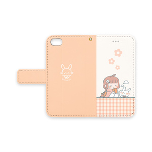 ★手帳型iPhoneケース~妹ちゃん2~