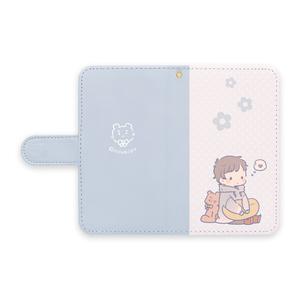 ★手帳型Androidケース~男の子~
