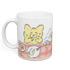 いっしょにごはんマグカップ
