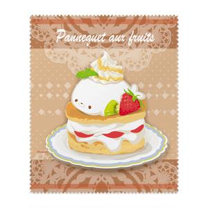あざらしパンケーキ(モニター/メガネ拭き)