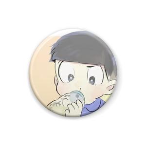 カラ松 ベビー松 缶バッチ