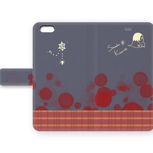 ~Koume Shirasaka~ オリジナル手帳型iphoneケース