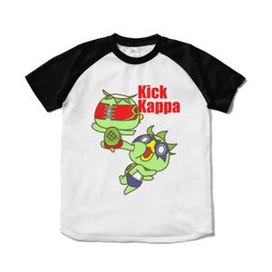 キックかっぱTシャツ