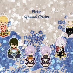 FGO/Fate Grand Order/CCC/アクリルストラップ