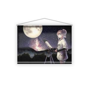 天体観測タペストリー