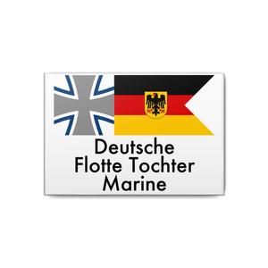 「ドイツ艦娘海軍」缶バッジ