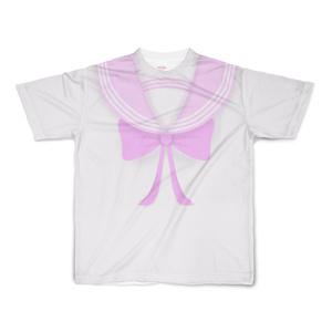ピンクセーラー風 Tシャツ - S ~ XL -
