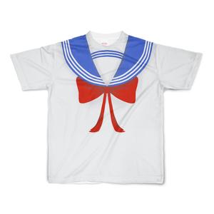 セーラー風 Tシャツ - S ~ XL -