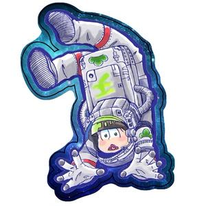 アクリルスタンド チョロ松 SPACE PINE スペース松