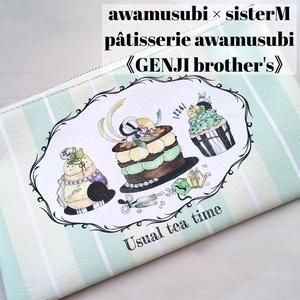 パティスリー awamusubi ポーチ/アクリルグッズ