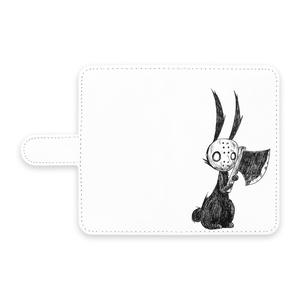 マスク兎のAndoroidケース