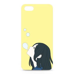 しゃぼん玉 iPhoneケース