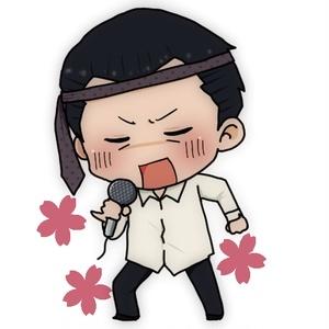 ジョーカーゲームアクリルスタンド 春Ver.
