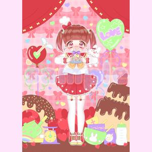 Valentine(ポストカード)