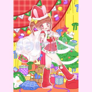 Merry christmas!(ポストカード)