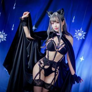 【Ely】オオカミ闇夜ーヨルちゃん