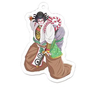歌舞伎メン アクリルキーホルダー