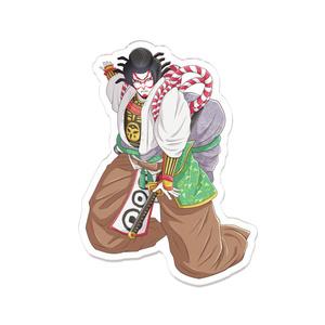 歌舞伎メン アクリルバッジ