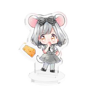 ネズミの女の子