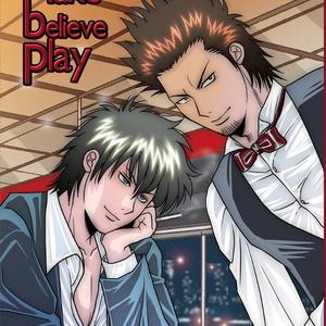 Make-believe play